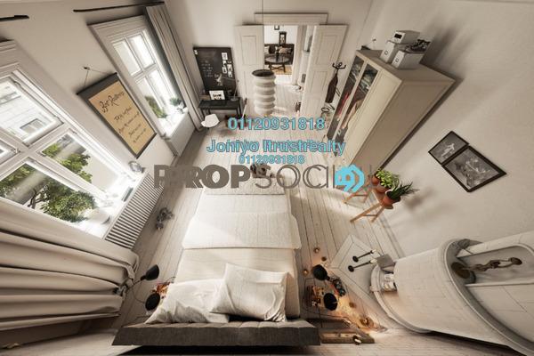 For Sale Condominium at HighPark Suites, Kelana Jaya Freehold Semi Furnished 3R/2B 580k