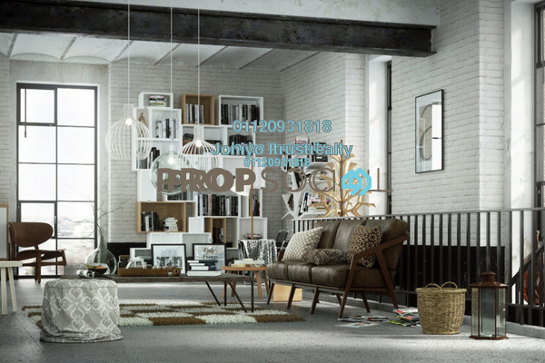 For Sale Condominium at Icon City, Petaling Jaya Freehold Semi Furnished 3R/2B 580k