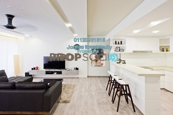 For Sale Condominium at The Strand, Kota Damansara Freehold Semi Furnished 3R/2B 580k
