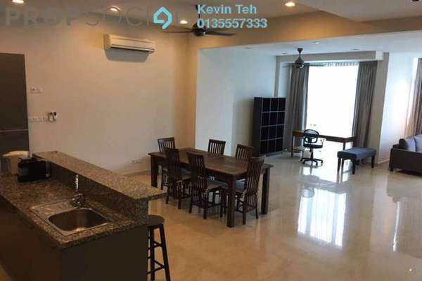 For Rent Condominium at Sunway Vivaldi, Mont Kiara Freehold Fully Furnished 4R/5B 11k