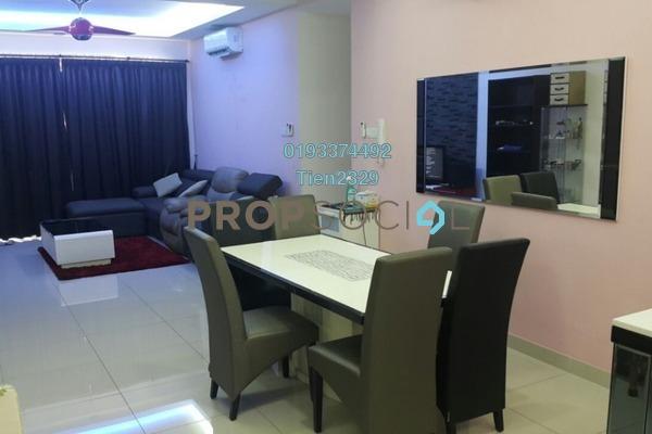 For Sale Condominium at Setapak Green, Setapak Freehold Semi Furnished 4R/3B 660k