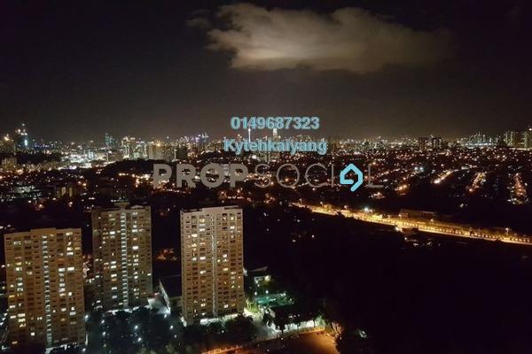 For Rent Condominium at Kiara Residence 2, Bukit Jalil Freehold Semi Furnished 3R/2B 1.6k