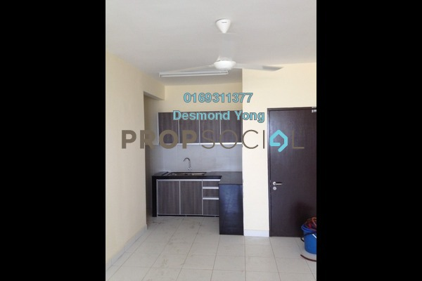 For Sale Condominium at Amara, Batu Caves Freehold Semi Furnished 3R/2B 300k