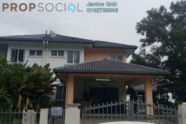 For Rent Semi-Detached at Taman Lestari Perdana, Bandar Putra Permai Freehold Semi Furnished 5R/3B 1.8k