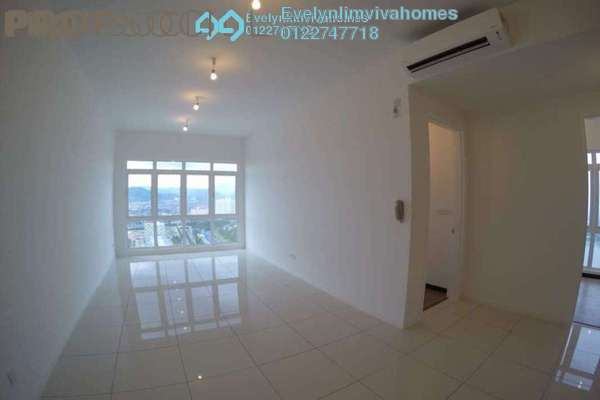 For Sale Condominium at EcoSky, Jalan Ipoh Freehold Semi Furnished 3R/2B 730k