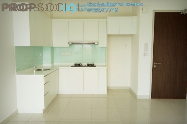 For Rent Condominium at Res 280, Selayang Freehold Semi Furnished 2R/2B 1.3k