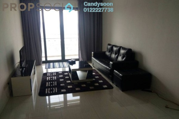 For Rent Serviced Residence at The Elements, Ampang Hilir Freehold Fully Furnished 1R/1B 1.9k