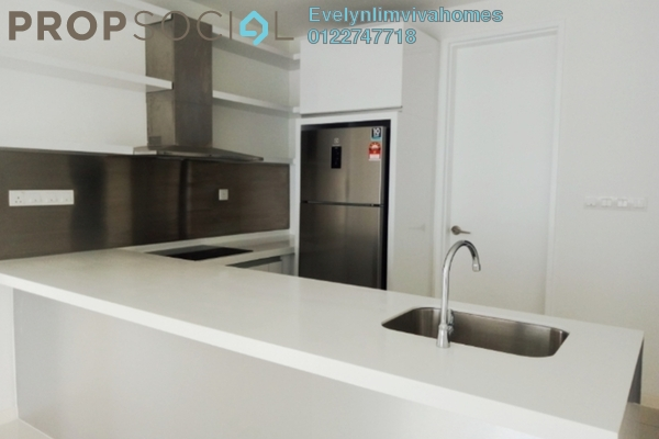 For Rent Condominium at EcoSky, Jalan Ipoh Freehold Semi Furnished 3R/2B 2k