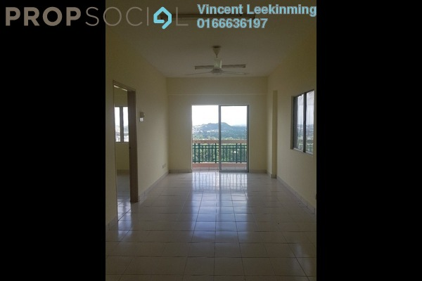 For Sale Condominium at Langat Jaya, Batu 9 Cheras Freehold Semi Furnished 3R/2B 318k