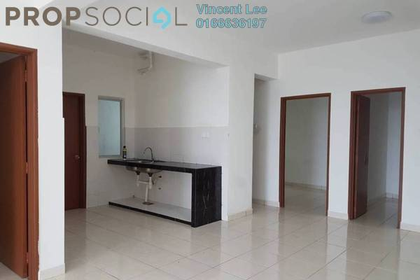 For Sale Condominium at Green Suria Apartment, Bandar Tun Hussein Onn Freehold Semi Furnished 4R/2B 378k