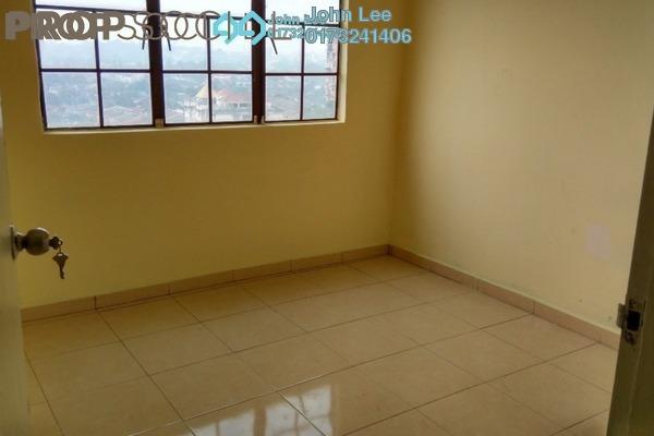 For Sale Apartment at Villa Angkasa, Sentul Freehold Semi Furnished 3R/2B 280k
