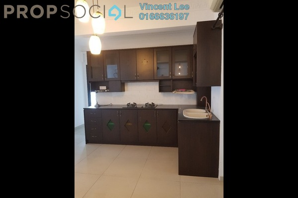 For Sale Condominium at Sri Jati II, Old Klang Road Freehold Semi Furnished 3R/2B 488k