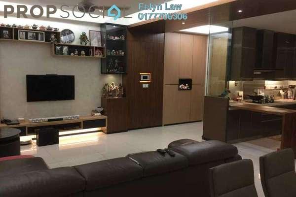 For Sale Condominium at The Vyne, Sungai Besi Leasehold Semi Furnished 3R/2B 660k