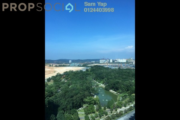 For Rent Condominium at The Link 2 Residences, Bukit Jalil Freehold Semi Furnished 2R/1B 1.7k