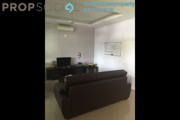 For Rent Terrace at Taman Saujana Putra, Johor Freehold Fully Furnished 4R/3B 10k