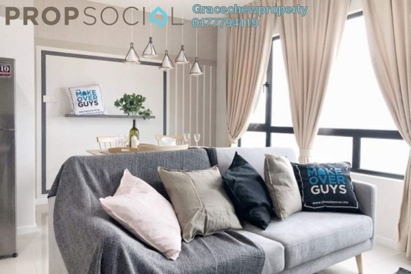 For Rent Serviced Residence at Suasana, Johor Bahru Freehold Fully Furnished 2R/2B 3k