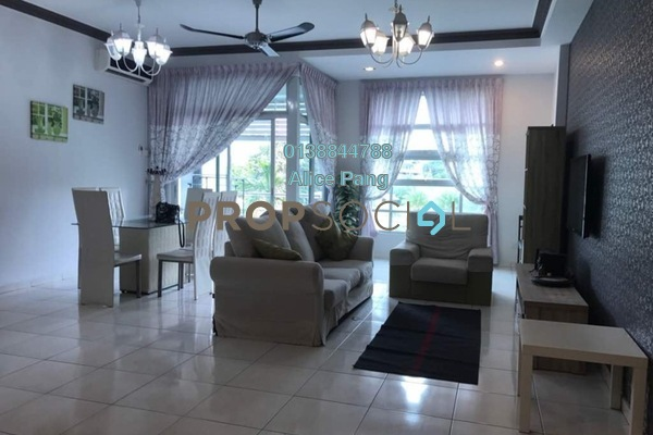 For Sale Condominium at The Brezza, Tanjung Tokong Freehold Fully Furnished 3R/2B 660k