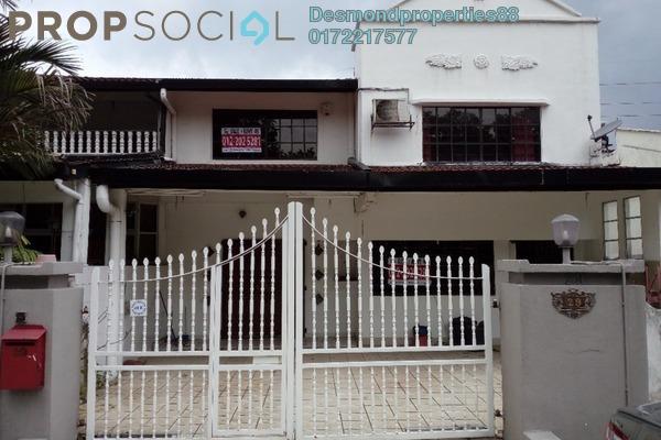 For Sale Superlink at SS4, Kelana Jaya Freehold Semi Furnished 5R/4B 1.2m