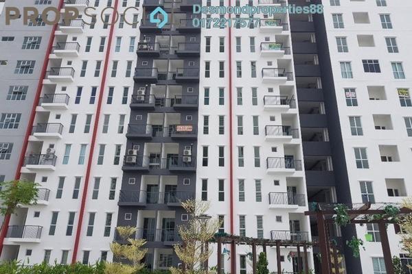 For Rent Condominium at Ascotte Boulevard, Semenyih Freehold Semi Furnished 3R/2B 800translationmissing:en.pricing.unit