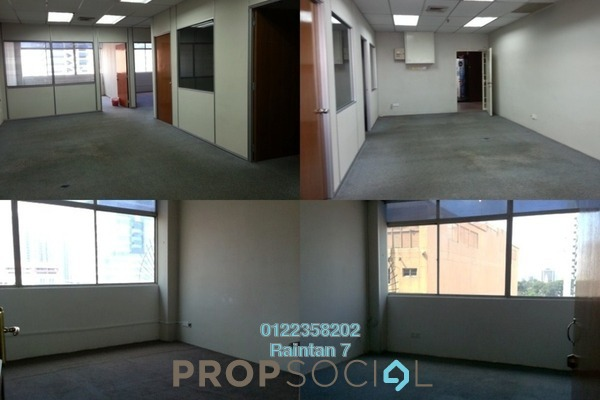 For Sale Office at Sun Complex, Bukit Bintang Freehold Unfurnished 3R/0B 498k