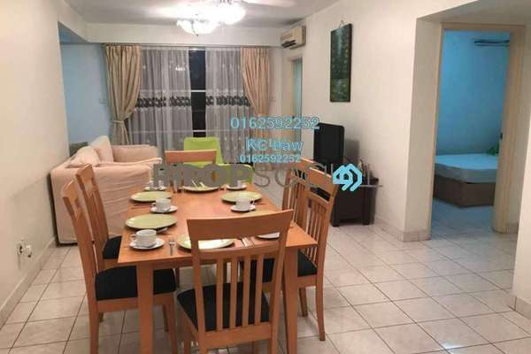 For Rent Condominium at Laman Suria, Mont Kiara Freehold Fully Furnished 2R/2B 2.2k