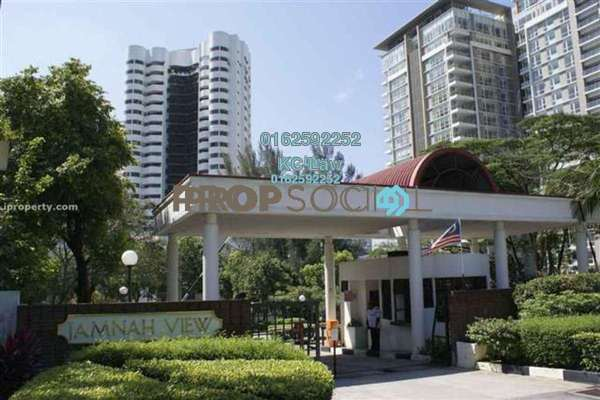 For Rent Condominium at Jamnah View, Damansara Heights Freehold Fully Furnished 2R/2B 3.3k