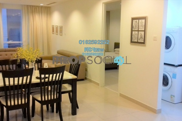 For Rent Serviced Residence at Binjai Residency, KLCC Freehold Fully Furnished 1R/1B 3k