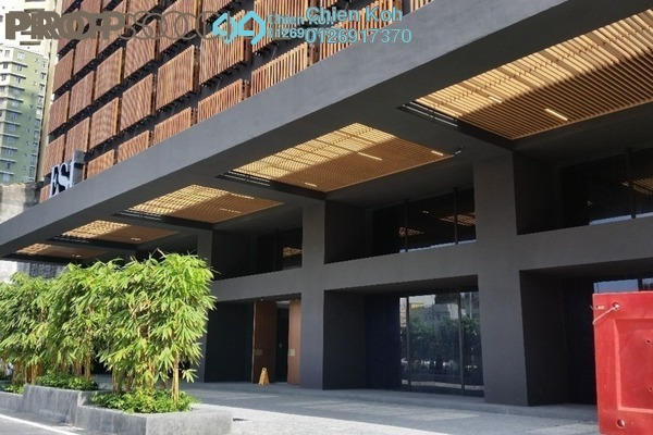For Rent Condominium at The Establishment, Brickfields Freehold Fully Furnished 1R/1B 2.2k