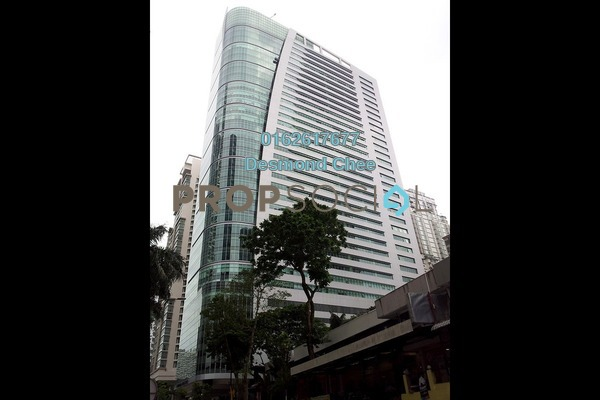 For Rent Office at Menara Prestige, KLCC Freehold Fully Furnished 0R/0B 2.7k