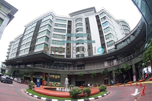 For Rent Office at Solaris Mont Kiara, Mont Kiara Freehold Fully Furnished 0R/0B 1.85k
