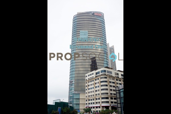 For Rent Office at The Gardens, Mid Valley City Freehold Fully Furnished 0R/0B 2.05k