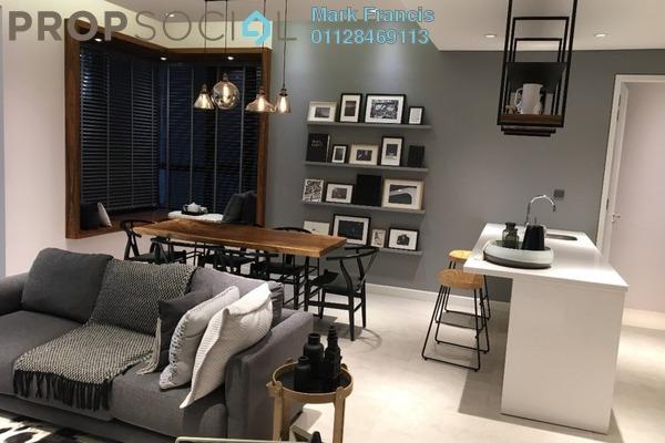For Sale Condominium at Isola, Subang Jaya Freehold Semi Furnished 2R/2B 771k