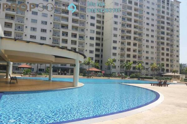 For Sale Condominium at SuriaMas, Bandar Sunway Freehold Unfurnished 4R/2B 477k