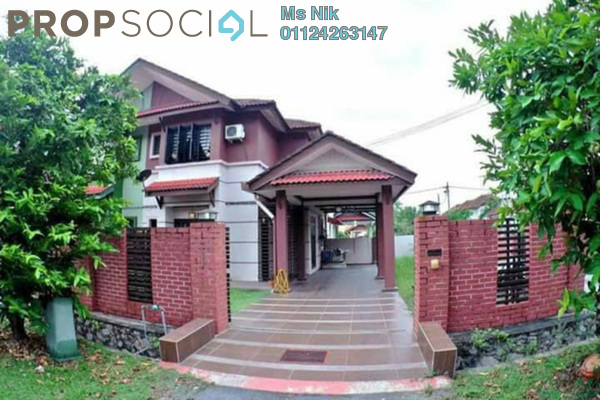 For Sale Semi-Detached at Bandar Puncak Alam, Kuala Selangor Freehold Unfurnished 4R/3B 525k