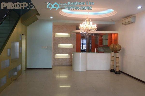 For Sale Terrace at Sunway SPK Damansara, Kepong Freehold Semi Furnished 5R/4B 1.68m