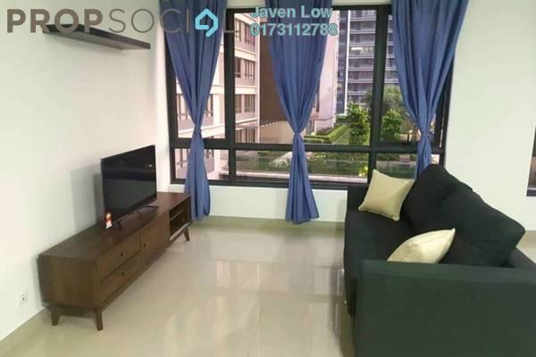 For Rent Condominium at Paloma Serviced Residences, Subang Jaya Freehold Fully Furnished 0R/1B 1.6k