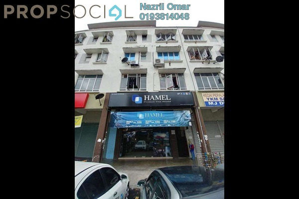 For Sale Office at Dataran Otomobil, Shah Alam Freehold Unfurnished 0R/1B 215k