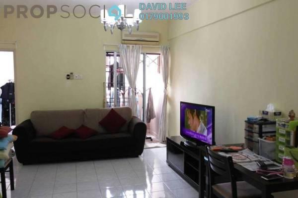 For Rent Condominium at Pelangi Damansara, Bandar Utama Freehold Fully Furnished 3R/2B 1.6k