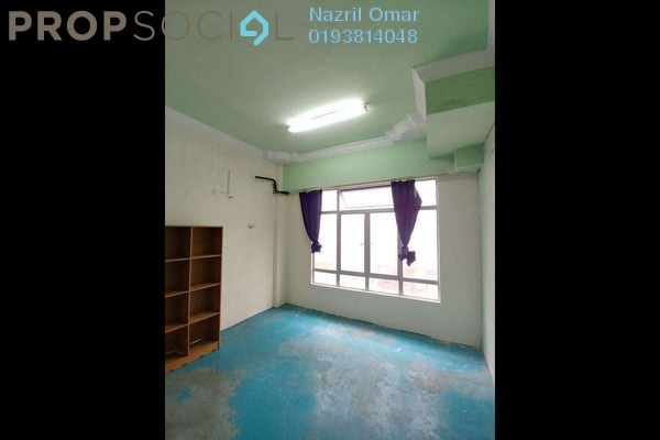 For Rent Office at Dataran Otomobil, Shah Alam Freehold Unfurnished 0R/1B 1k
