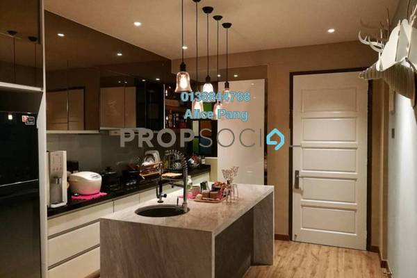 For Sale Condominium at The Peak Residences, Tanjung Tokong Freehold Fully Furnished 3R/2B 690k
