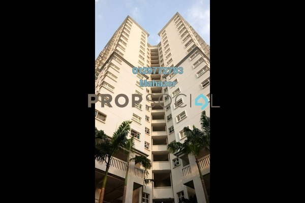 For Sale Condominium at Desa Impiana, Puchong Freehold Semi Furnished 3R/2B 410k