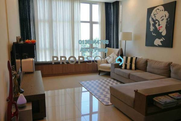 For Sale Condominium at The Peak Residences, Tanjung Tokong Freehold Fully Furnished 3R/2B 698k