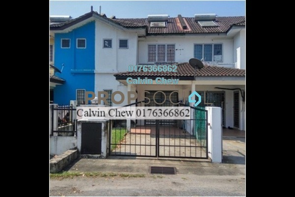 For Sale Terrace at PU10, Bandar Puchong Utama Freehold Unfurnished 4R/0B 440k