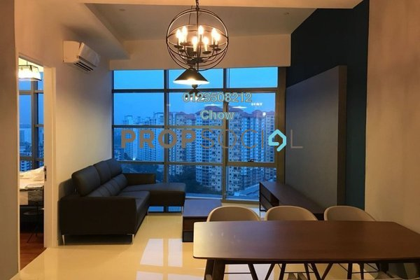 For Rent Serviced Residence at The Azure Residences, Kelana Jaya Freehold Fully Furnished 1R/1B 2.8k