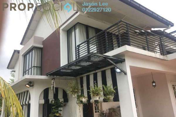 For Sale Terrace at Jade Hills, Kajang Freehold Semi Furnished 5R/4B 1.43m