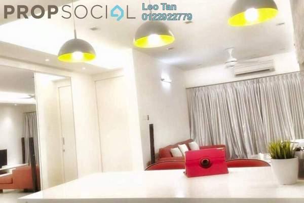 For Rent Condominium at Plaza Menjalara, Bandar Menjalara Freehold Fully Furnished 3R/2B 2.5k