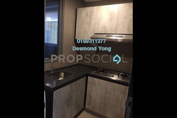 For Rent Condominium at The Fennel, Sentul Freehold Semi Furnished 3R/3B 2.5k