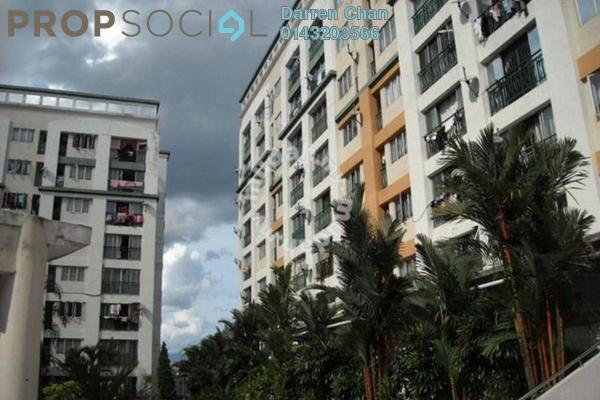 For Sale Condominium at Plaza 393, Cheras Freehold Unfurnished 3R/2B 488k