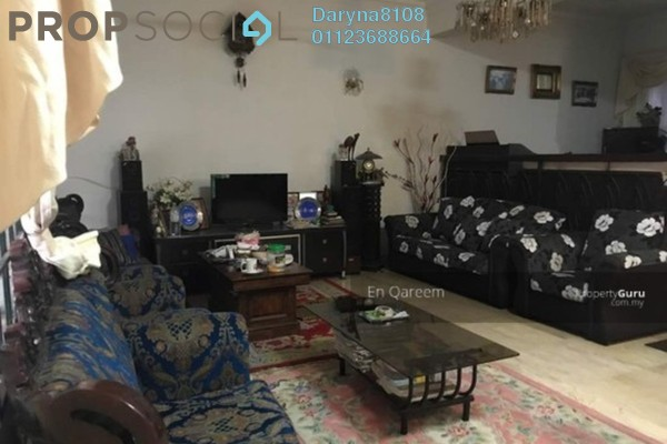 For Sale Terrace at Jelutong Heights, Bukit Jelutong Freehold Semi Furnished 5R/3B 779k