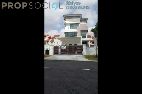 For Sale Superlink at Taman Bukit Serdang, Seri Kembangan Freehold Unfurnished 5R/4B 1.5m